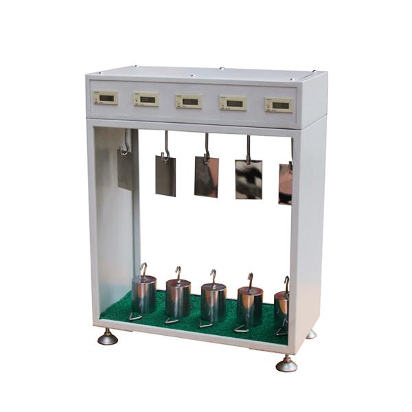 膠帶保持力試驗機,五組式膠帶保持力試驗機