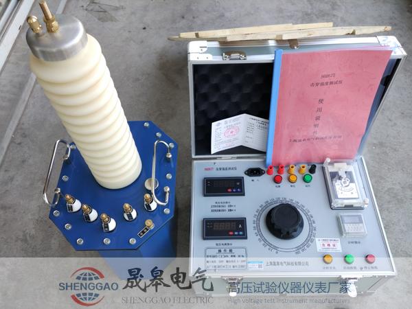 工頻耐壓試驗裝置的試驗操作步驟