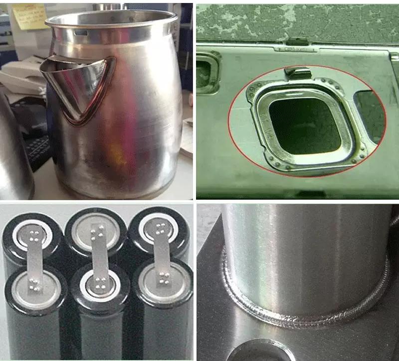 不銹鋼水壺焊接,保溫杯激光焊接機