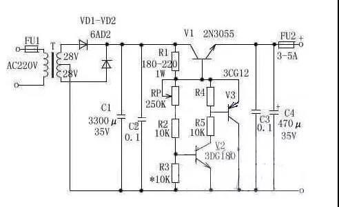 電源電路圖
