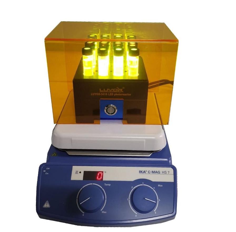 LUYOR-3416 LED光化學反應儀